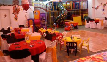 Baby Boom Salón de Fiestas Infantiles