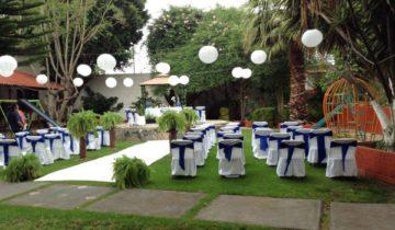 Salón de fiestas La Quinta del Cisne