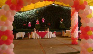 """Jardín para fiestas y eventos """"Mi Jardín"""""""