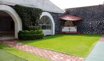 Jardin los Arcos Coyoacán