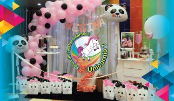 Salón de fiestas Unicornio 1