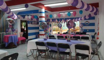 """Salón De Fiestas Infantiles """"Medussin"""""""