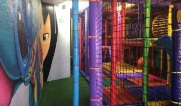 Salón de Fiestas Monkeys Playground