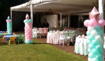 Salón de fiestas El Jardín