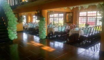 """Salón """"Hacienda San Carlos"""""""