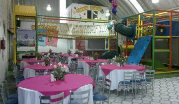 Salon de fiestas infantiles: Super Kids