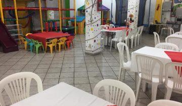 """Salón de Fiestas Infantiles """"Solo para Bajitos"""""""