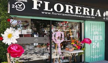 Florería A Million Flowers