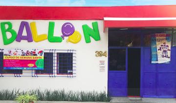 Salón Balloon